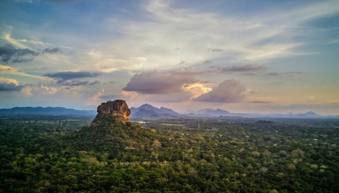'Kingdom Sigiriya' housing complex gets underway amidst public protests