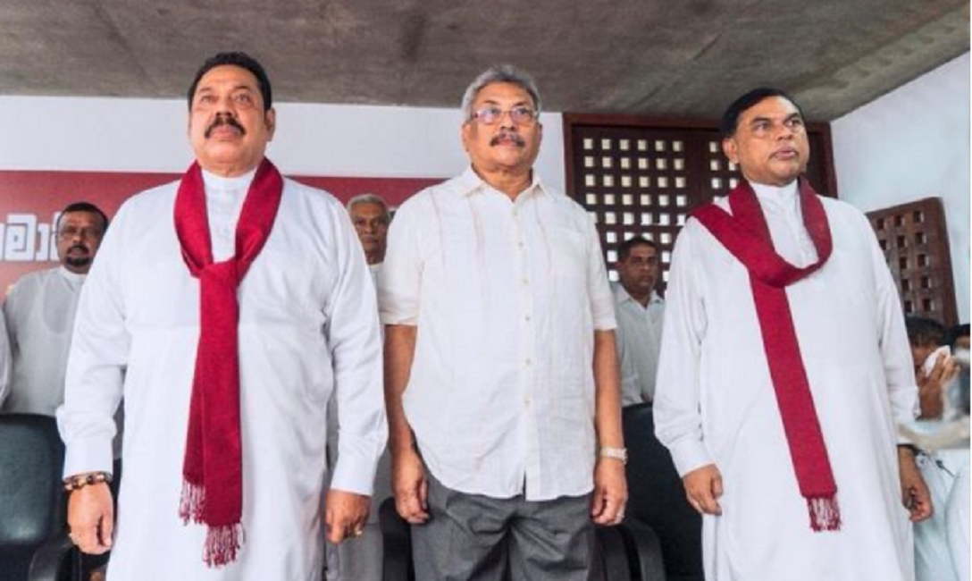 Rajapaksa regime under multiple pressures