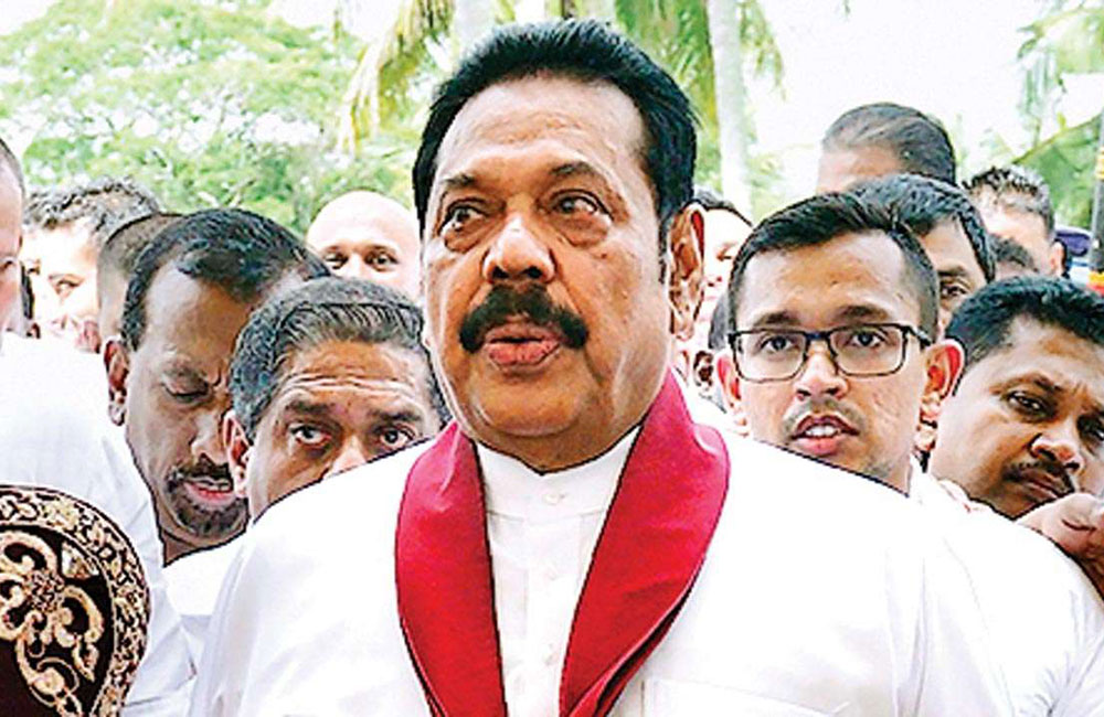 Sri Lanka's Constitutional Crisis: Rajapaksa's Dark Past Shapes the Present