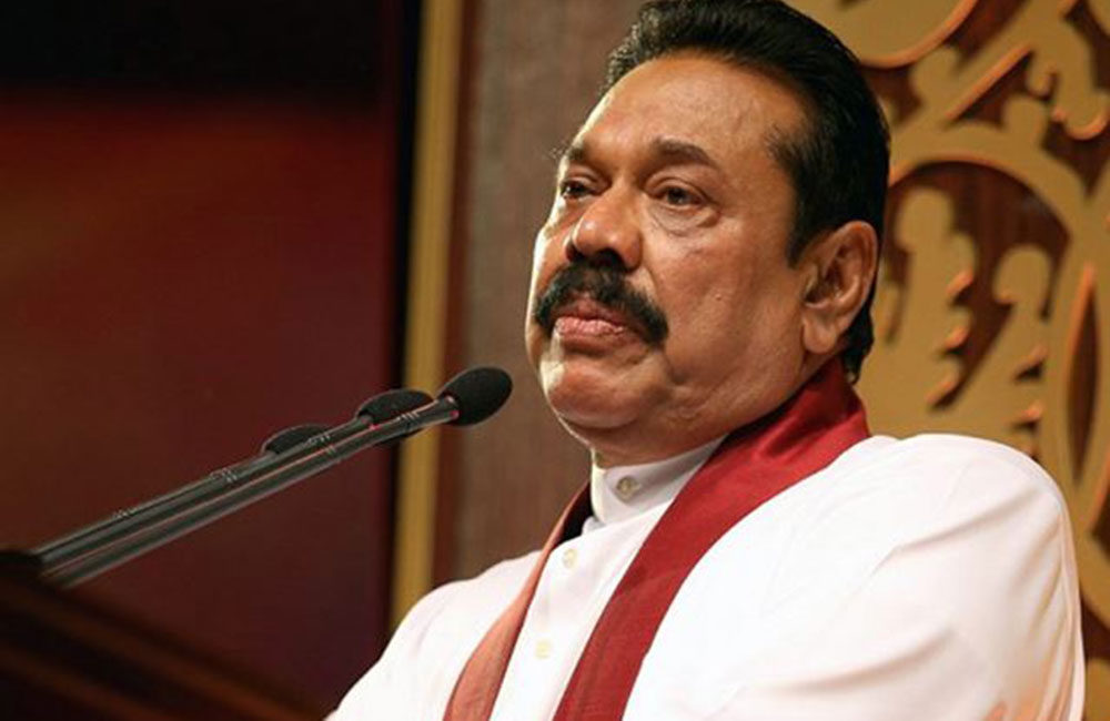 Messages from Rajapaksa's New Delhi visit