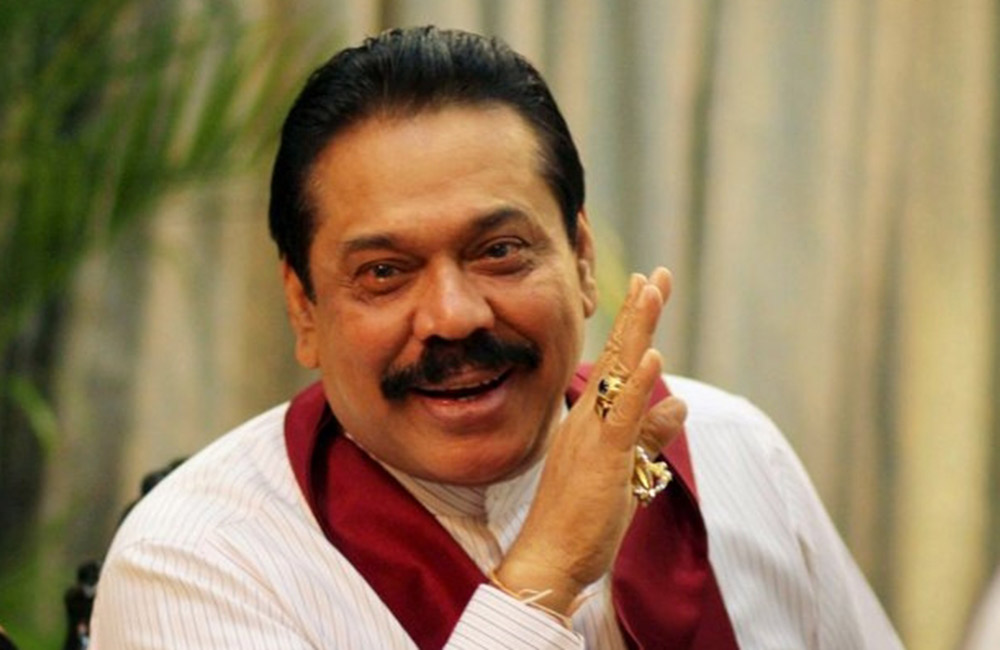 PM begins election campaign by announcing Sri Lanka's withdrawal from the UN resolution