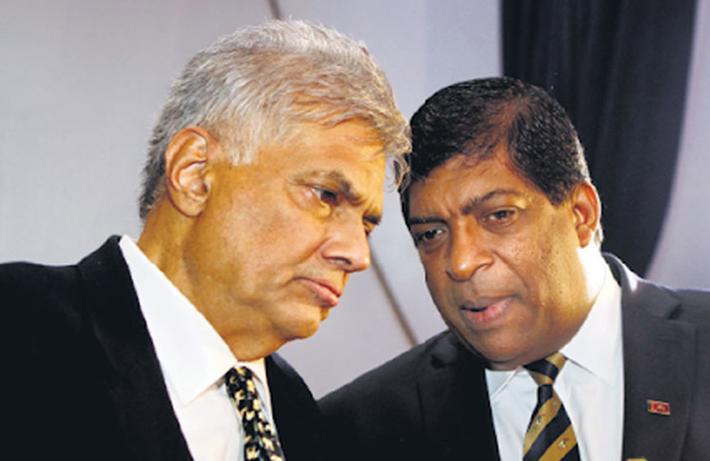 UNP Leader to meet Prez and PM: Will support the Govt unconditionally - Ravi