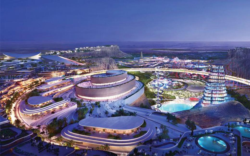 World's largest entertainment city to open to public in 2030