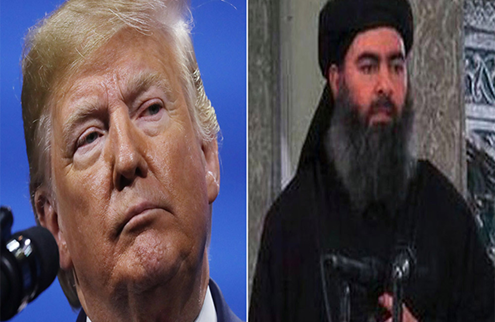 'All we have are Trump's words': UN isn't confirming elimination of IS chief al-Baghdadi