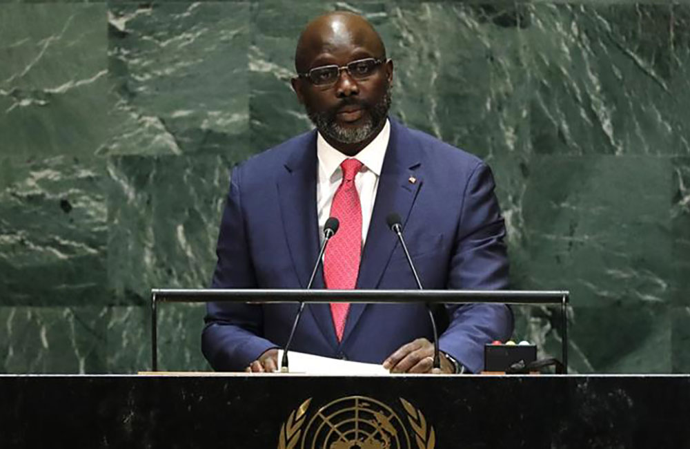 Liberia declares rape a national emergency after spike in cases