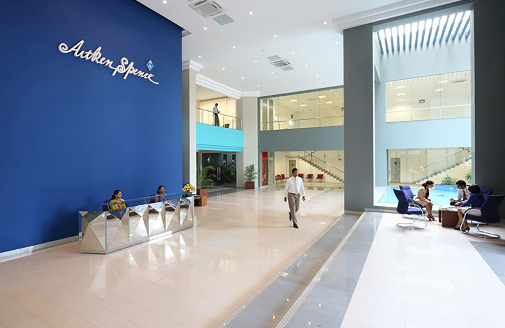 Aitken Spence records a profit of Rs 4.2 billion for 2019-2020