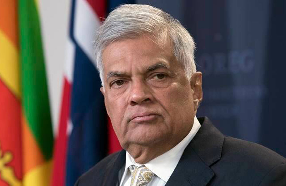 Ranil to fill vacant UNP national list seat