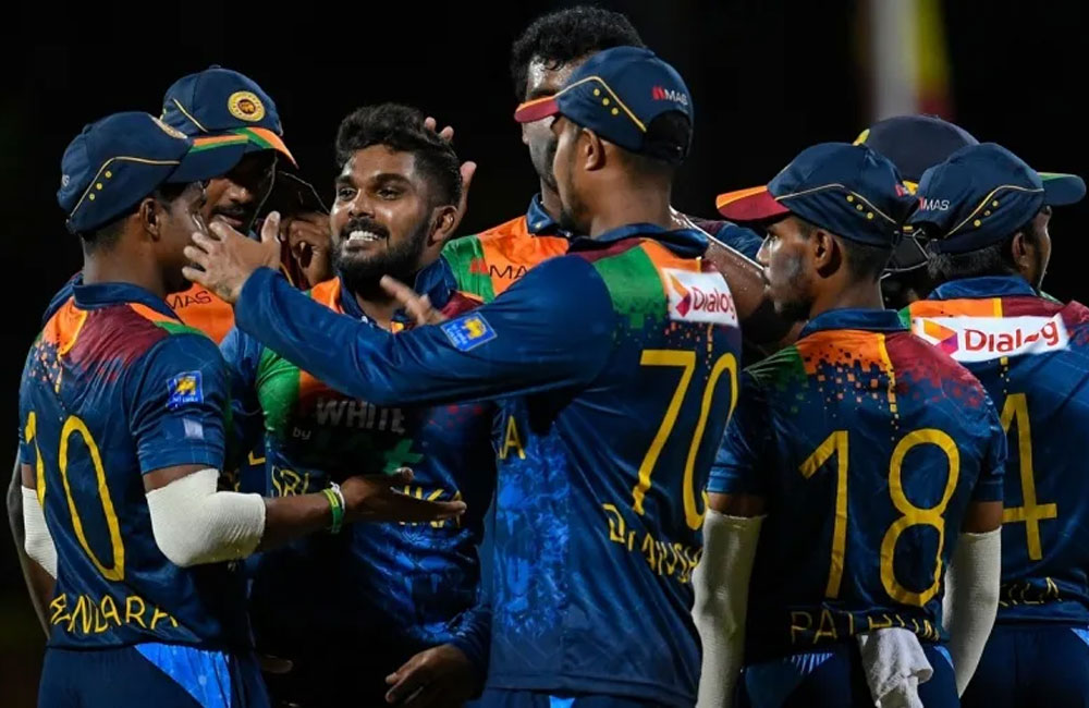 Spinners lead Sri Lanka to a series-levelling win over West Indies