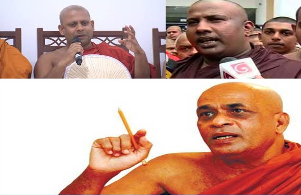 Government under fire from Maha Sangha over ECT