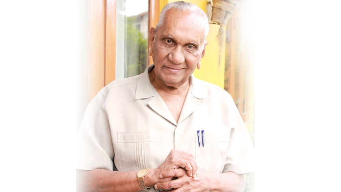 Veteran journalist Edwin Ariyadasa passes away at the age of 98